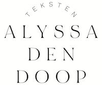 Alyssa den Doop